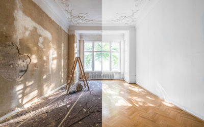 Les étapes du nettoyage après construction et rénovation