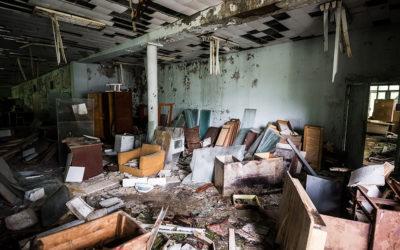 Les services d'entretien ménager résidentiel, commercial ou industriel offerts après sinistre